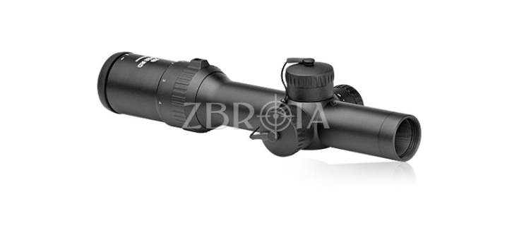 Прицел Meopta Tactical ZD 1-4x22 RD
