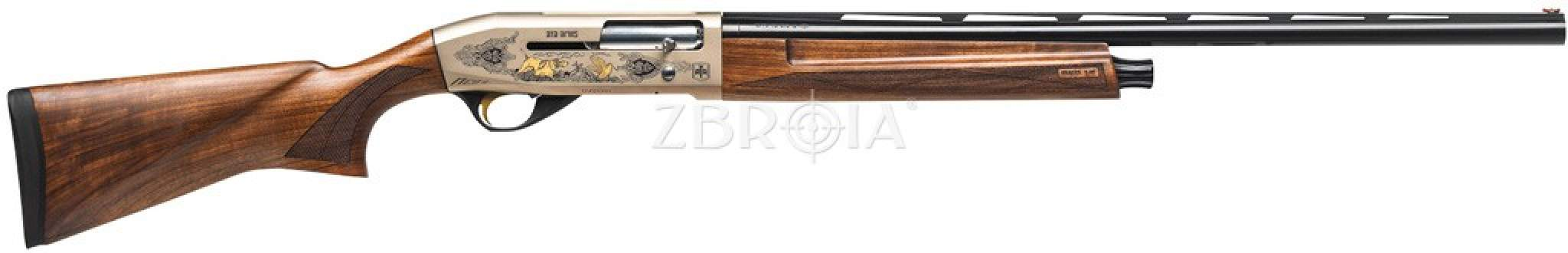 Ружье Ata Arms NEO12 Nickel Deluxe кал. 12/76 (ствол 71 см.)