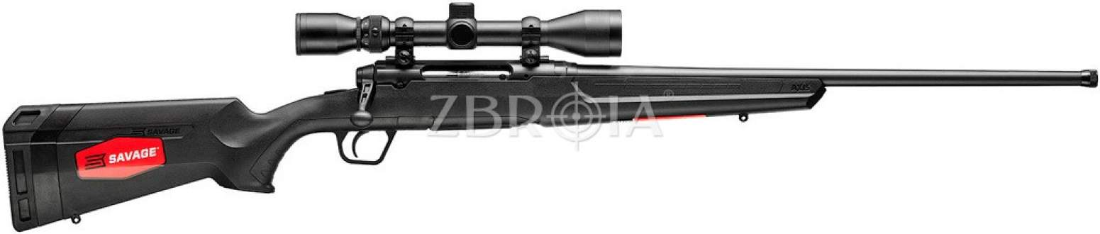 Карабин Savage Axis XP SR 22' кал. 308 Win с прицелом 3-9x40
