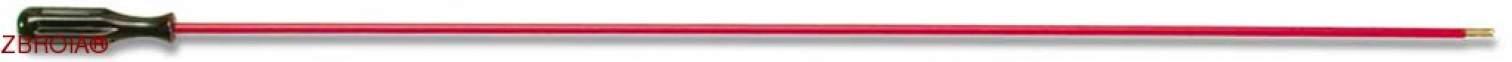 Шомпол Stil Crin стальной в пластике (кал. 7 мм, цельный)